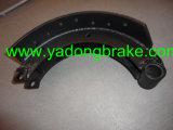 LKW-Stahltyp Bremsbacke 4657