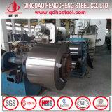 Cr bobinas de acero inoxidable 304 de la bobina de acero inoxidable
