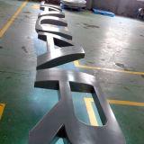 Lettera Backlit fissata al muro su ordinazione del metallo 3D di pubblicità esterna