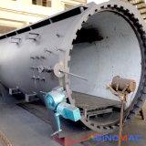 1500X7500mm ASME anerkannter chemischer Bereich-zusammengesetzter Reaktor (SN-CGF1575)
