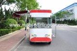 Camion mobile de nourriture de petite restauration à vendre