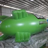 Dirigible inflables inflables/Zeppelin para publicidad