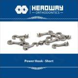 歯科製品、歯科矯正学力のホック、セリウムが付いている短い力のホック