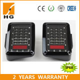 LED Brake Tail Lights per 07-15 Jeep Wrangler JK
