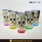 Glas het van uitstekende kwaliteit van het Bier van de Pint van het Embleem van de Douane 480ml
