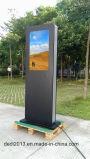 55 Zoll im Freien WiFi 4G eingehangener im Freien Digital Signage