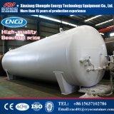 La norme ASME GO horizontale en acier inoxydable de certification du réservoir de stockage de liquides