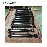 Cilindro pequeno do petróleo do RAM hidráulico de Rod da cubeta/braço/crescimento de pistão da máquina escavadora Zx210