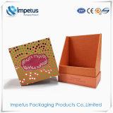Красивая Подарочная упаковка косметического слоя бумаги с логотипом Costom