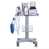 Bewegliches VeterinärhundAnestesia Maschinen-Krankenhaus-chirurgisches Raum-Gerät