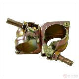 Coupleur d'échafaudage galvanisé par Q235 avec le prix bas