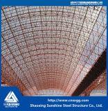 Estructura de acero grande Pre-Dirigida del metal