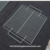 Barbacoa Grill Non-Stick rectangular de malla, malla de rejilla para la cocina / cocción / Barbacoa Hoja Grid