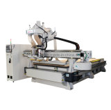 Máquinas para trabalhar madeira- Máquinas de nesting CNC ATC Máquina Router CNC