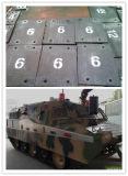 Ar500耐久力のある鋼板装甲版