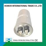 Алюминиевый конденсатор кондиционера конденсатора конденсатор/Cbb65 бега Cbb65