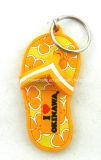 Porte-clés en caoutchouc sur mesure