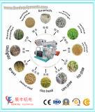 Machine à fabriquer des pastilles de combustible à biomasse
