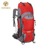 Resistente à água Alpinismo unissexo caminhadas Trekking Backpack para montanhismo