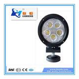 50W LED IP 68 LED de luz de trabajo coches todoterreno de la luz de trabajo HAZ DE LUZ DEL FOCO LED
