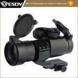 Militar táctico 1X32 M2 Red & Green DOT Riflescope Olhos