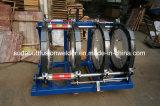 Machine hydraulique de soudure par fusion de bout de HDPE de Sud450h