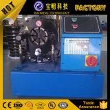 Marcação de eficiência económica de alta qualidade Techmaflex Preço da máquina de crimpagem da mangueira