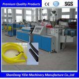 Линия штрангя-прессовани трубы PE/PP/PVC одностеночная Corrugated пластичная