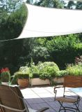 Sun l'ombre, voile, voile de Sun, jardin de l'ombre, l'horticulture, mobilier de jardin