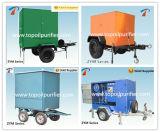 Schlussteil eingehangener Typ bewegliches Transformator-Öl, dielektrisches Öl, Isolierungs-Schmierölfilter-Pflanze (Serie ZYM)