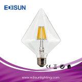Lampadina del filamento di A60 2With4With6With8With10W LED per illuminazione e la decorazione