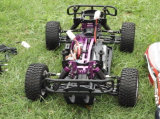 Hsp 1/10 Scale 18 Engine Nitro RC Car