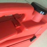 Ampliable de plástico de la barrera de tráfico de plegado