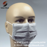 N95 Actived Carbon Fashionable Black Surgical Medical Mask with Elastic