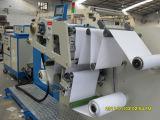 Máquina de revestimento de papel autoadesiva