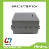 太陽Light Waterproof Underground Buried Battery Box 50ah、80ah、100ah。 120ah、150ah、200ah