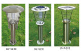 Comerciante y fabricante accionados Lightsolar solares del surtidor del jardín del acero inoxidable de China