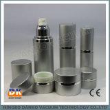 PVD de oro de plástico vacío evaporación Metalizing Satinadora