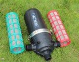 """ISO9001 Agricultura 2"""" T sistema de irrigação gota a gota do filtro de tela"""