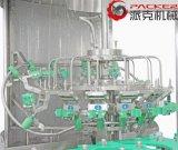 Het automatische Plastic Verse Sap van de Fles en de Vullende Lijn van de Drank