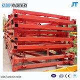 構築機械装置の熱い販売の中国Tc6015-8の内部の除行のタワークレーン