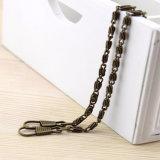 محفظة مقبض محفظة معدن شريط سلسلة [سبر برت] حقيبة سلسلة