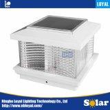 충성하는 태양 강화된 태양 전지판 LED 옥외 Soalr 정원 빛