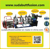 Sud 315mm HDPE 관을%s 유압 개머리판쇠 융해 용접 기계