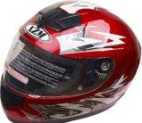 ABS van het Toestel van de Toebehoren & van de Delen van de motorfiets de Veilige Volledige Helm van Xzm van het Gezicht
