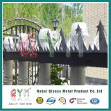 Hot Dipped Galvanized Security barrier spike anti Climb spike