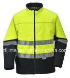Отражательная куртка безопасности Workwear с En471