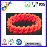 Promotion Gifts (DXJSBB003)のためのカスタムSilicone Bracelet