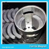 550 магнит феррита мотора 560 дуг форменный постоянный