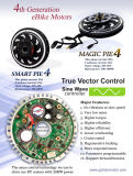 CE Approved por GV Brushless Electric Bicycle Hub Motor